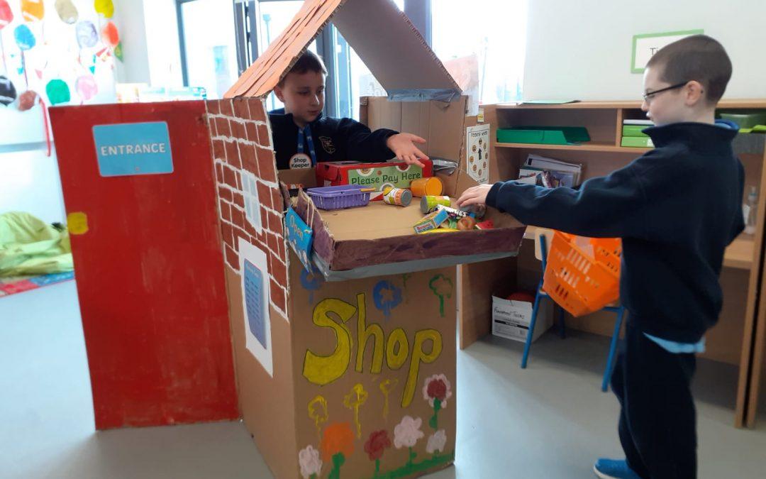 Class Shop